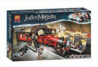 Конструктор Bela Justice Magician Хогвартс-экспресс 11006 / Гарри Потер 832 дет.