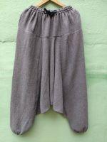 Тёплые штаны афгани из натуральной шерсти. Интернет магазин штанов с мотней