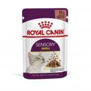 """Royale Canin Sensory """"Запах""""  Влажный корм для кошек, стимулирующий обонятельные рецепторы (в соусе), 85гр"""