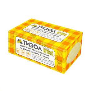 Тизол EURO Вент 80 кг/м3 1000*600*50*8 шт (0,24 м3/упак; 4.8 м2/упак)  код:084726