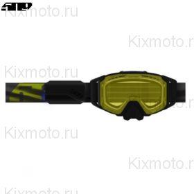 Очки 509 Sinister X6 Ignite - Black Hi-Vis (с подогревом)
