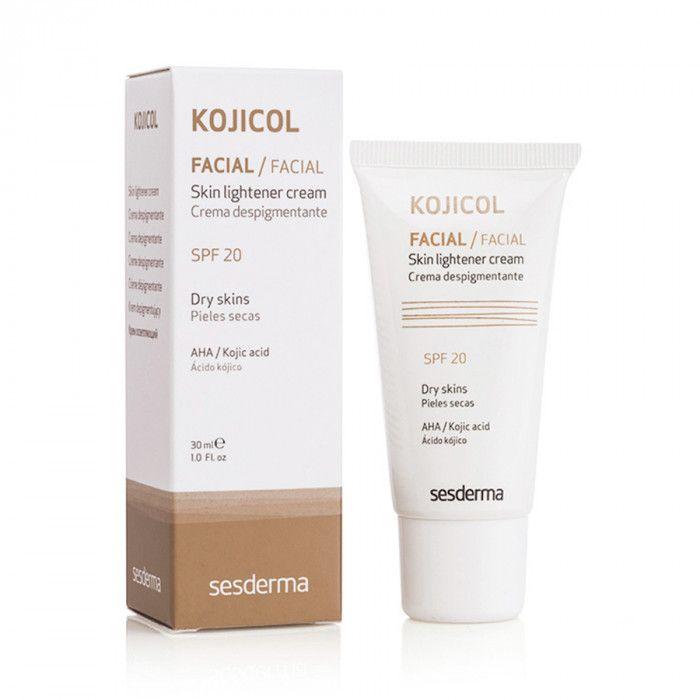 KOJICOL Skin lightener cream SPF 20 – Крем депигментирующий СЗФ 20 Sesderma (Сесдерма) 30 мл