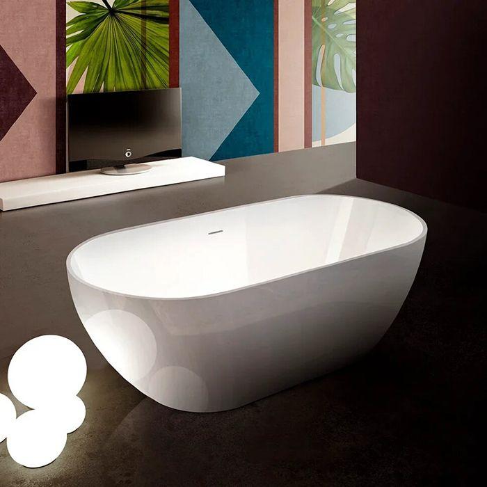 Отдельностоящая ванна Gruppo Treesse Clivia 160х75 V446 ФОТО