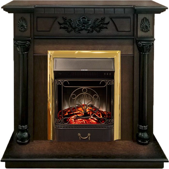 RealFlame Dacota AO с Majestic Lux S BR