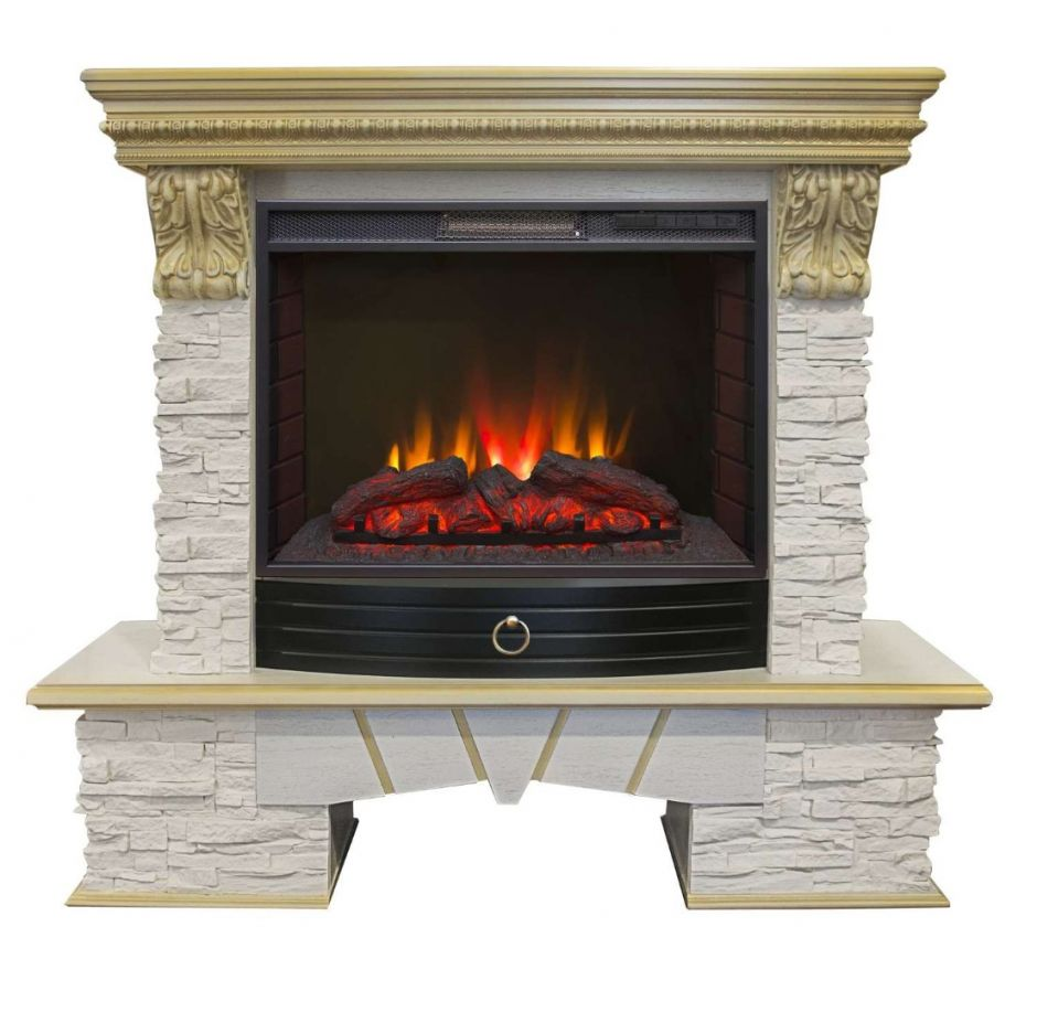 RealFlame Rockland LUX 25 WT с Sparta 25,5