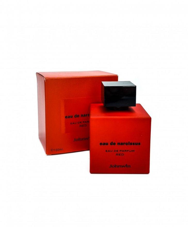 Парфюмерная вода Johnwin Eau De Narcissus Red 100 мл (ОАЭ)