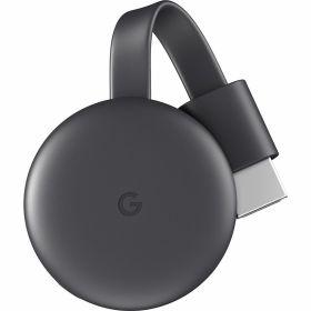 Медиаплеер Google Chromecast 2018 (Black)