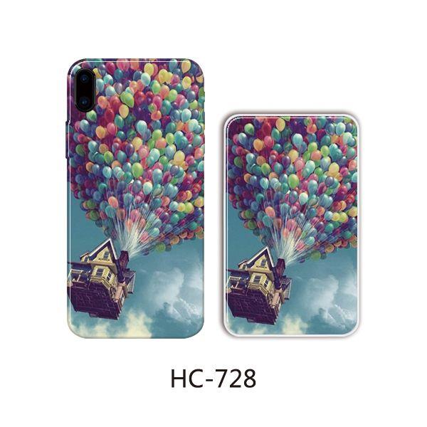 Защитный чехол HOCO Colorful and graceful series для iPhoneXS (шарики)