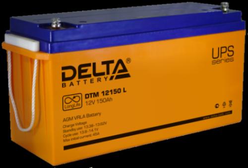 Аккумуляторная батарея DTM 12150 L