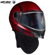 Шлем Ski-Doo Oxygen - Lava Red (с подогревом)