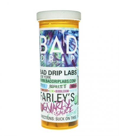 ICED OUT BAD DRIP FARLEY'S GNARLY SAUCE [ 60 мл. ]