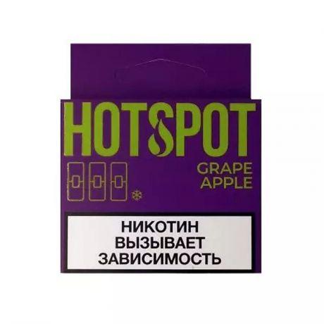 Hotspot - Grape-Apple [3 шт.] картриджи для JUUL