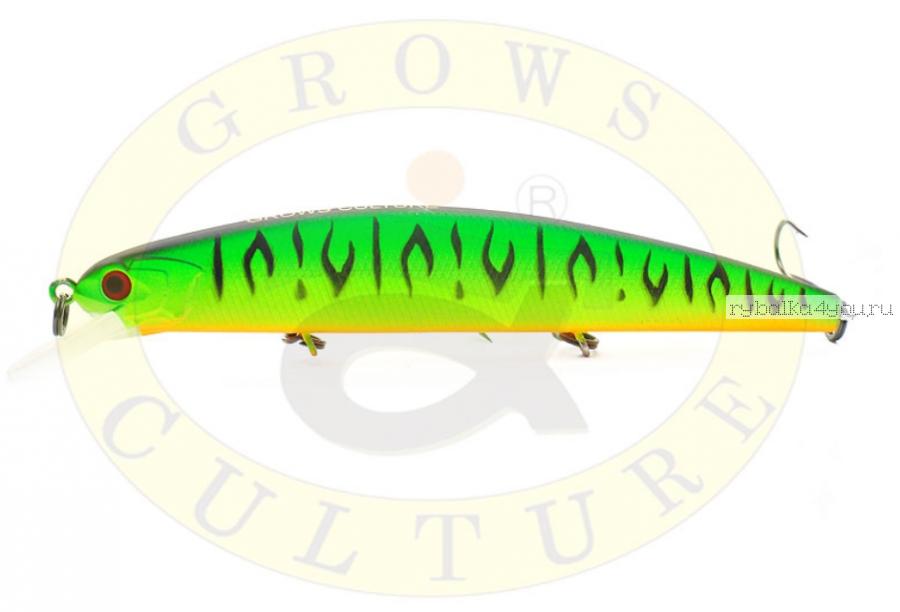 Воблер Grows Culture Varuna 110SP 110 мм / 16 гр / заглубление: 0,5 - 0,8 м / цвет: M0-01