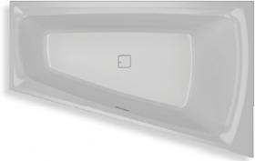 Асимметричная акриловая ванна Riho Still Smart L 170x110 без гидромассажа BR0400500000000