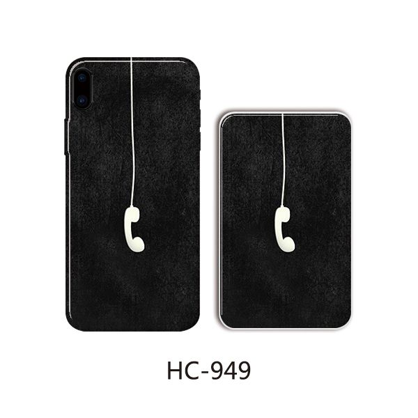 Защитный чехол HOCO Colorful and graceful series для iPhone 5/5S (трубка на шнуре)