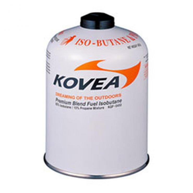 Газовый баллон Kovea 450 гр. резьбовой