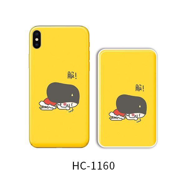 Защитный чехол HOCO Colorful and graceful series для iPhoneXS (девочка в растройствах)