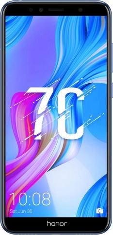 Смартфон Honor 7C Pro 3/32 Blue (синий)