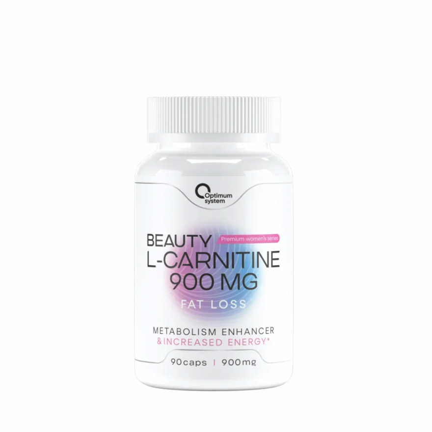 Optimum System L-carnitine 900 mg Beauty 90 caps