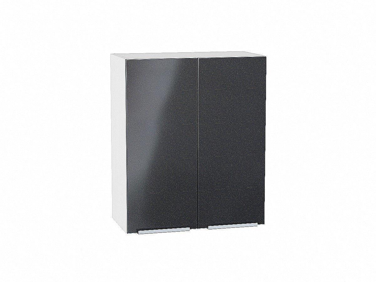 Шкаф верхний Фьюжн В600 Anthracite