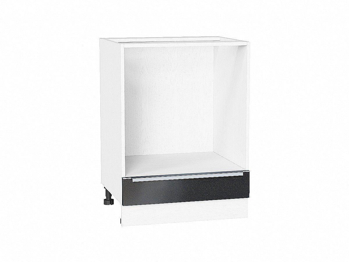 Шкаф нижний под духовку Фьюжн НД600 Anthracite