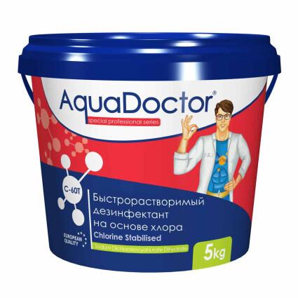 AquaDoctor C-60 5 кг гранулы