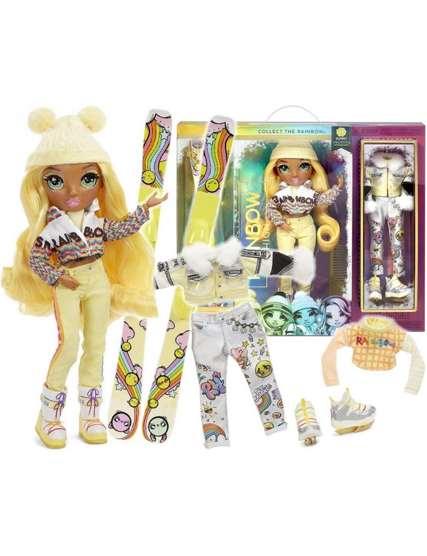 Кукла Rainbow -Санни Мэдисон