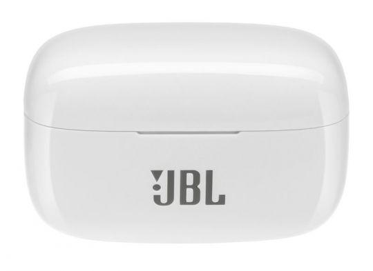 Кейс для наушников JBL LIVE300TWS белый, б/у