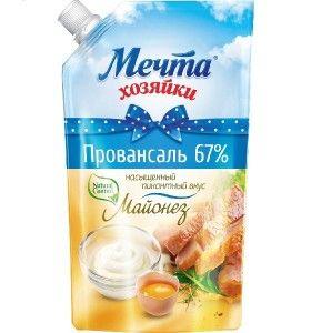 Mayonez Meçta Xozayki Provansal 67% 400 ml.
