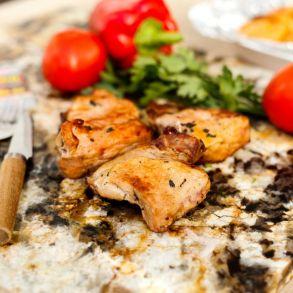 Шашлык из филе свинины (шея)