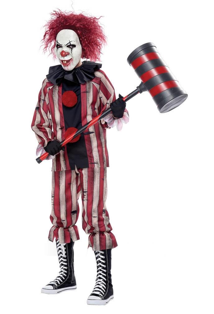 Детский костюм Кошмарного Клоуна
