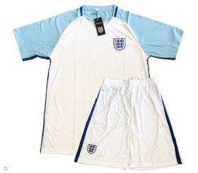 Форма футбольная Англия Белая