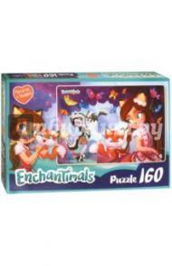 "Enchantimals. Пазл-160+магнитик ""Фелисити и Сейдж"" (03543)"
