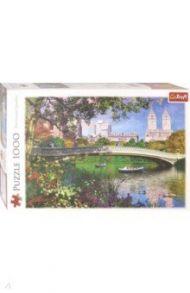 Puzzle-1000. Центральный парк, Нью-Йорк (10467)