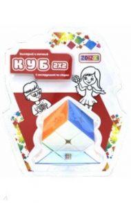 """Головоломка """"Куб"""" (2х2, цветной) (CB2202)"""