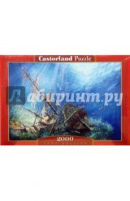Puzzle-2000. Затонувший корабль (С-200252)