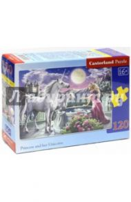 "Puzzle-120 MIDI ""Единороги"" (В-13098)"