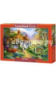 """Puzzle-3000 """"Коттедж в лесу"""" (C-300402)"""