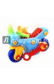 """Конструктор """"Мотоцикл"""" с отверткой и ключом (62028)"""
