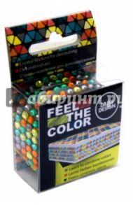 "Наклейки для декорирования ""Feel The Color. Friendly"" (62355)"