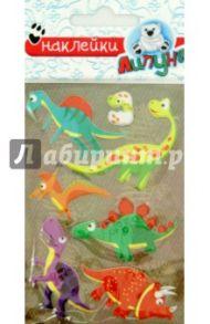 """Зефирные наклейки """"Динозавры 2"""" (MMS032 )"""