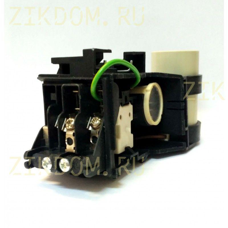 Пусковое реле компрессора КК14 РКТ-9 холодильника Атлант