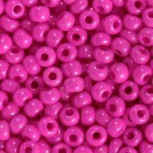 Бисер чешский 16177 розовый непрозрачный Preciosa 1 сорт