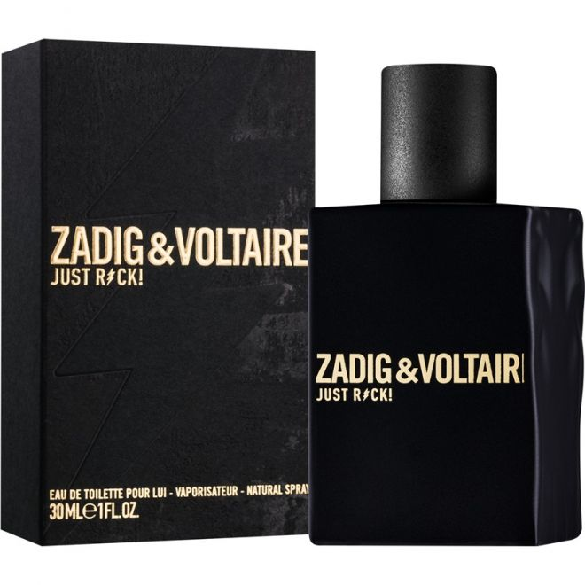 Zadig & Voltair  JUST ROCK! men