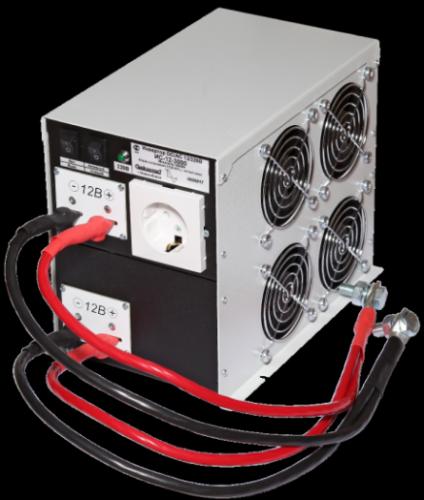 Инвертор ИС-12-3000