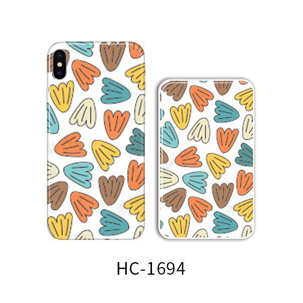 Защитный чехол HOCO Colorful and graceful series для iPhoneXS (мармеладки)