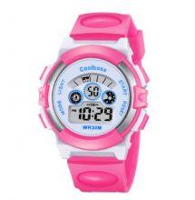 Часы электронные женские Розовый SKIMEY Pink