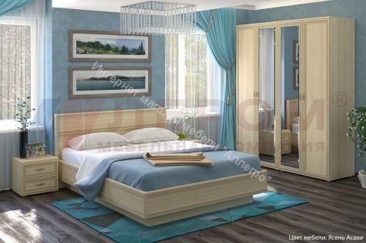 Спальня Карина  композиции  и модули