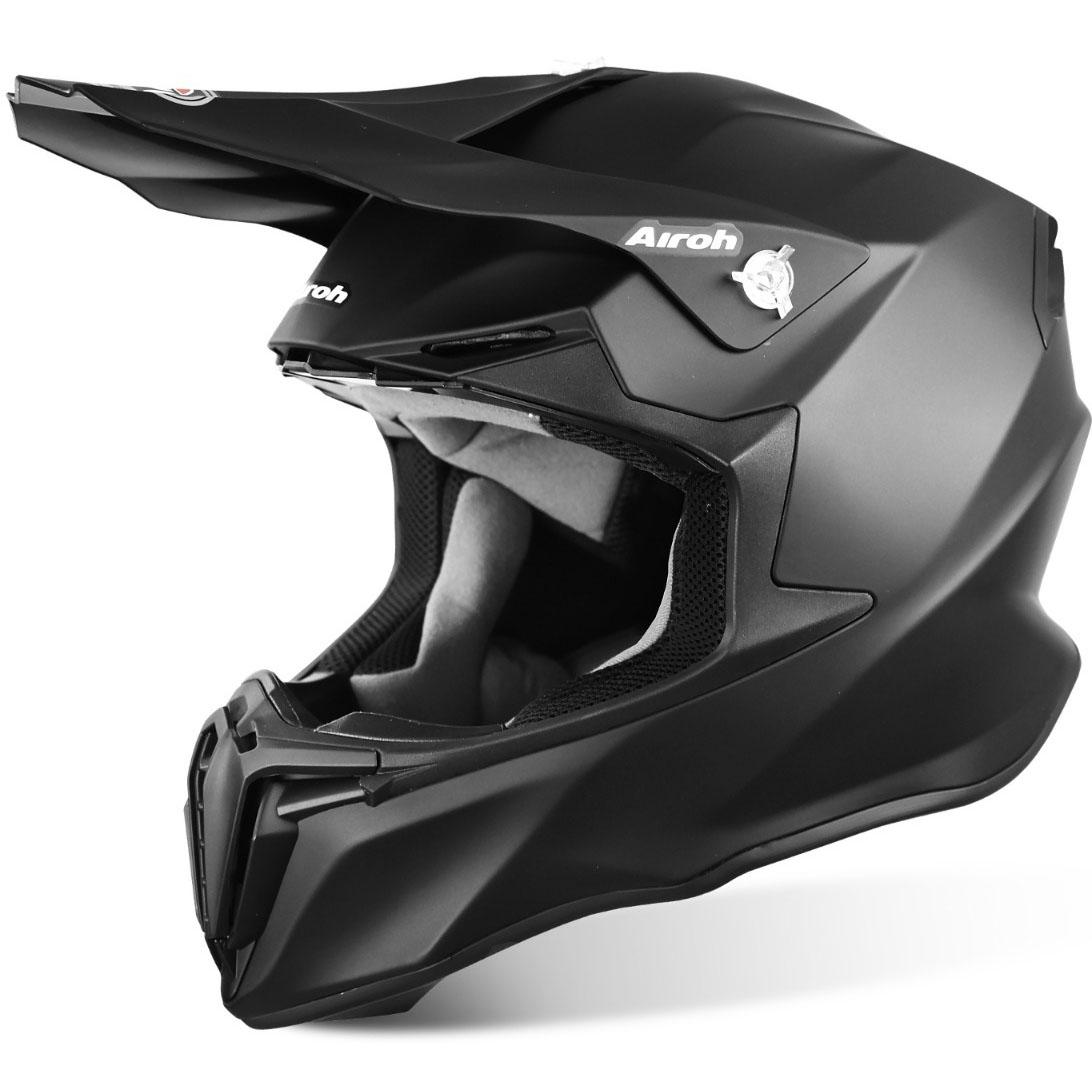 Airoh - Twist Black Matt шлем, черный матовый