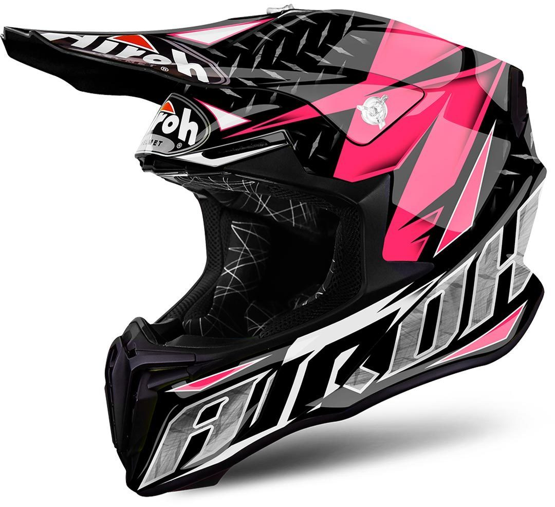 Airoh - Twist Iron Pink шлем, розовый